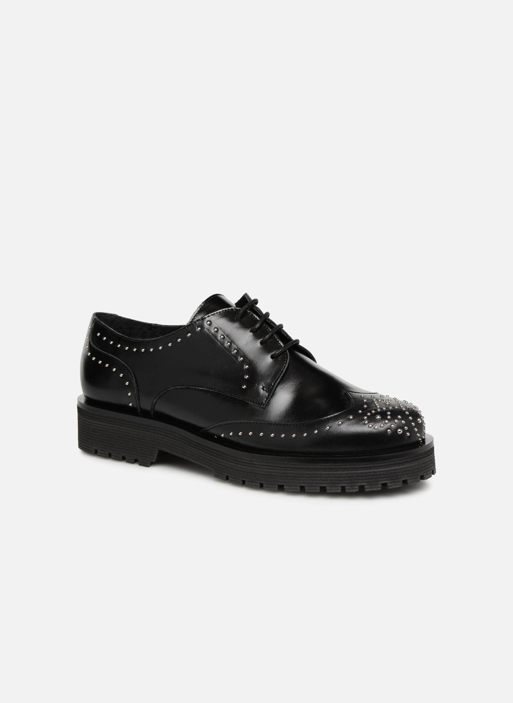 Jonak ABIBO (Noir) - Chaussures à lacets chez Sarenza (334809)