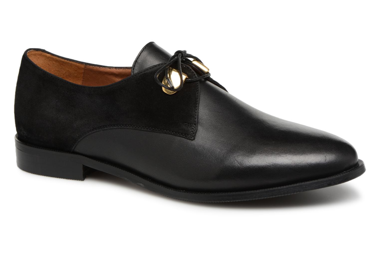 334814 À Chaussures Lacets Sarenza Jonak noir Divyo Chez xgqzH1w
