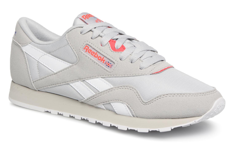 Txt Xxung6s1la Cl Whitedigital W Nylon Reebok Pink Calzado M pR1qER8