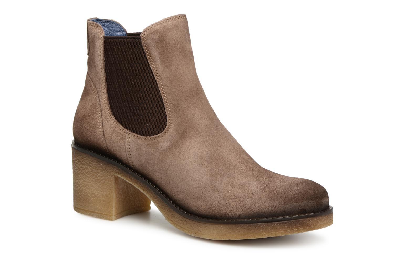 Grandes descuentos últimos zapatos PintoDiBlu 73132 (Marrón) - Botines  Descuento