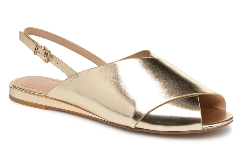 Grandes descuentos últimos zapatos Aldo BEZIO_U (Oro y bronce) - Sandalias Descuento