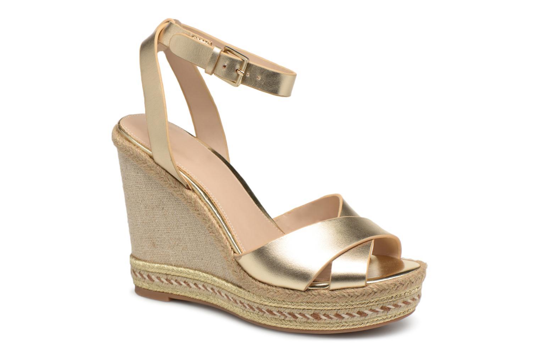 Grandes descuentos últimos zapatos Aldo CLODIA (Oro y bronce) - Alpargatas Descuento