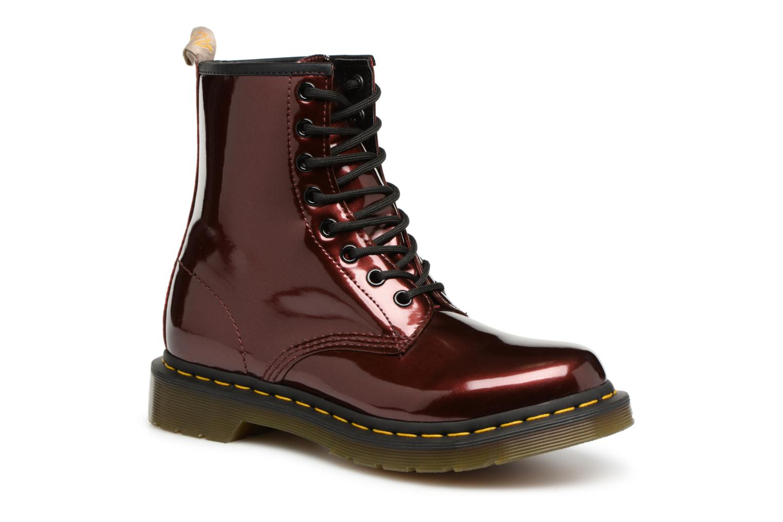 Grandes descuentos últimos zapatos DR. Martens 1460 Vegan Chrome (Vino) - Botines  Descuento