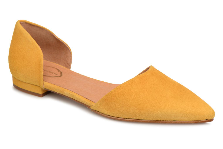 Zapatos promocionales Apologie PALA TALON SHE (Amarillo) - Bailarinas   Cómodo y bien parecido