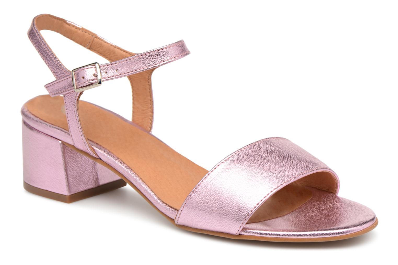 Zapatos cómodos y versátiles Apologie SANDALIA PIERRE (Rosa) - Sandalias en Más cómodo