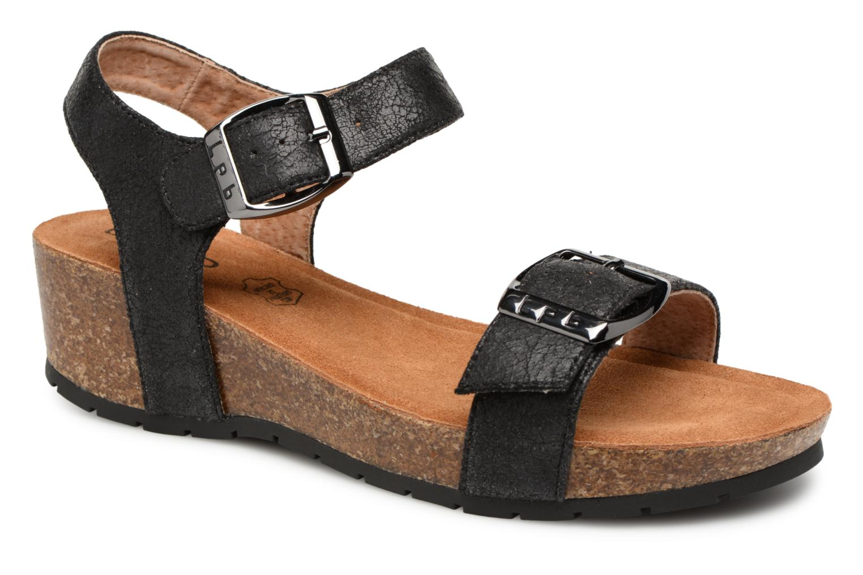 Grandes descuentos últimos zapatos Les P'tites Bombes Narcisse 2 (Negro) - Sandalias Descuento