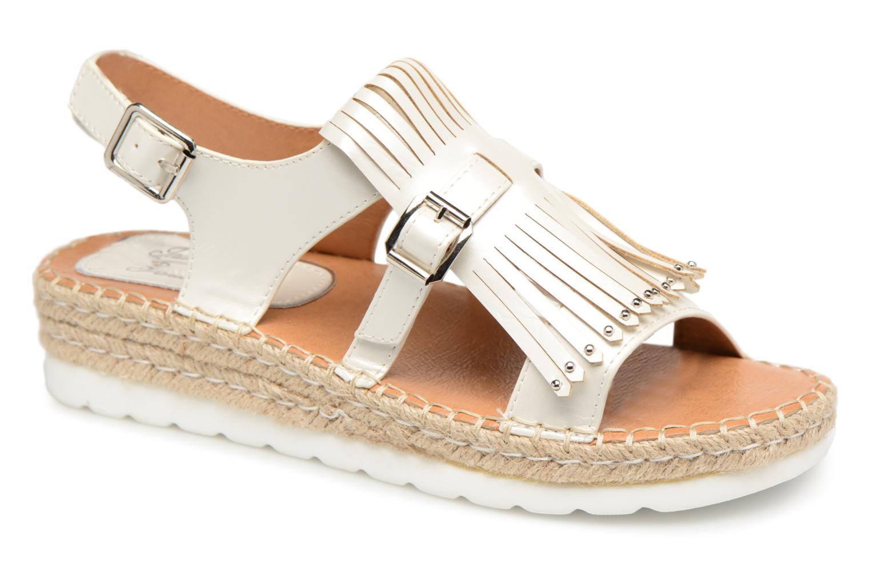 ZapatosInitiale Paris TAGORE  (Blanco) - Sandalias   TAGORE Cómodo y bien parecido 3ee6e2