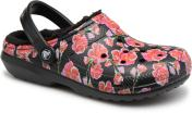 Clogs & Pantoletten Damen Classic Lined Graphic II Clog