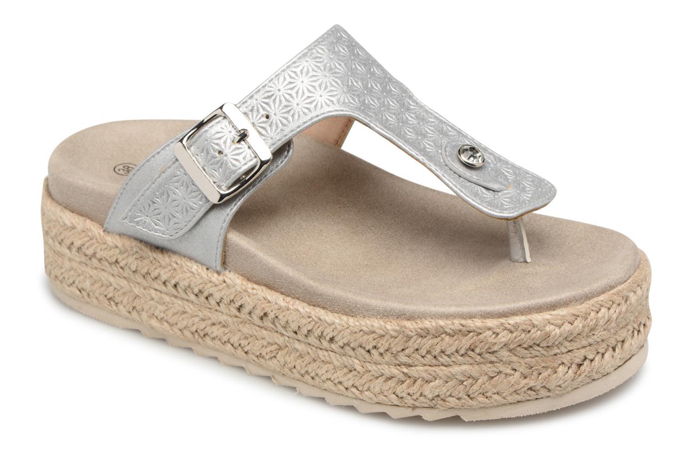 Zapatos promocionales Refresh 64389 (Plateado) - Zuecos   Zapatos casuales salvajes