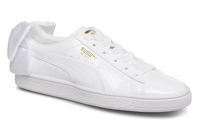 Grandes descuentos (Blanco) últimos zapatos Puma Basket Bow Patent (Blanco) descuentos - Deportivas Descuento 94c3bf