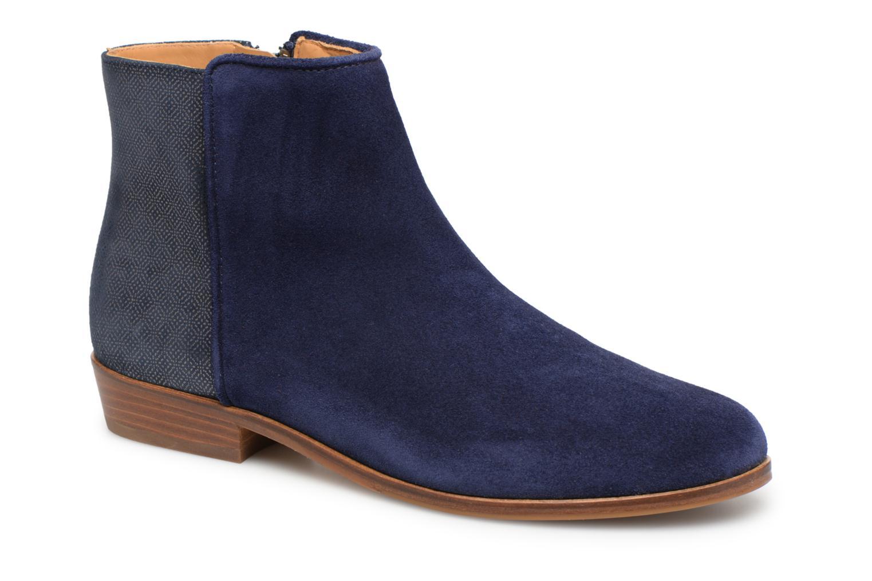 Grandes descuentos últimos zapatos Bobbies La Fascinee (Azul) - Botines  Descuento