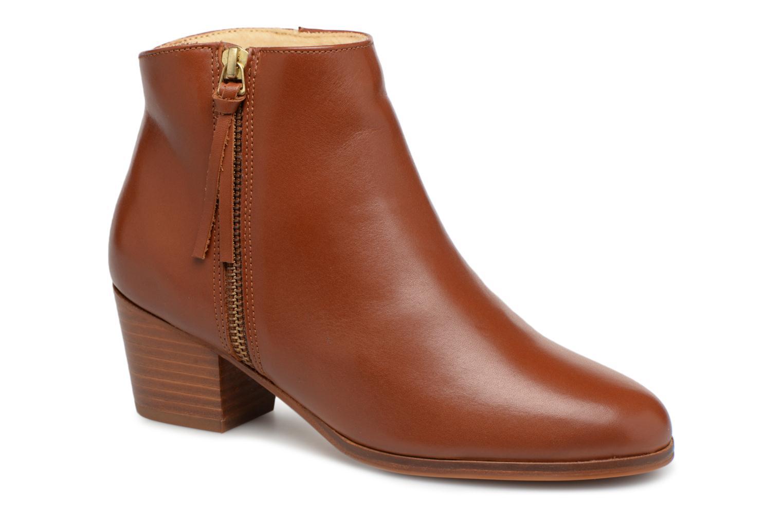 Grandes descuentos últimos zapatos Bobbies L Imprevisible (Marrón) - Botines  Descuento