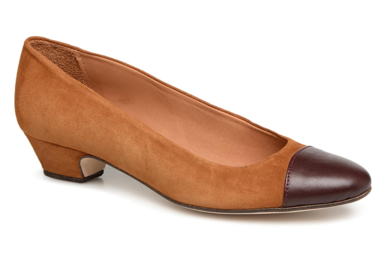 Zapatos promocionales Anthology Paris MADRID (Marrón) - Zapatos de tacón   Cómodo y bien parecido
