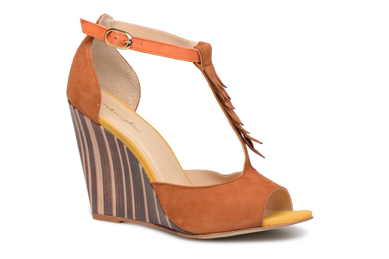 Grandes descuentos últimos zapatos Mellow Yellow Brady (Marrón) - Sandalias Descuento