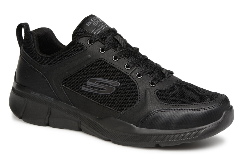 Skechers Equalizer 3.0 Deciment (Noir) - Chaussures de sport chez Sarenza (338190)