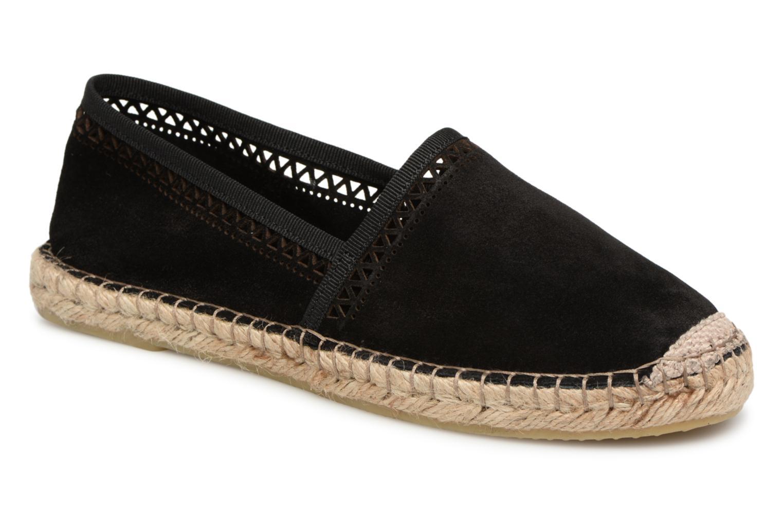 Zapatos promocionales Pieces Skate (Negro) - Alpargatas   Gran descuento