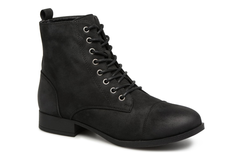 Grandes descuentos últimos zapatos Pieces 17083821 (Negro) - Botines  Descuento