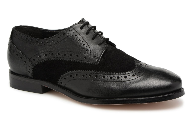 Grandes descuentos últimos zapatos COSMOPARIS FRADI (Negro) - Zapatos con cordones Descuento