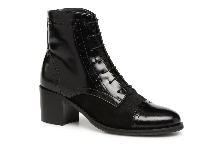 Grandes descuentos últimos zapatos Jonak DAVYN (Negro) - Botines  Descuento