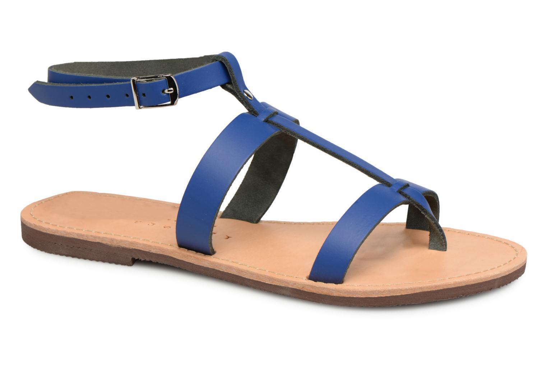 Zapatos promocionales Isapera AZALEA (Azul) - Sandalias   Gran descuento