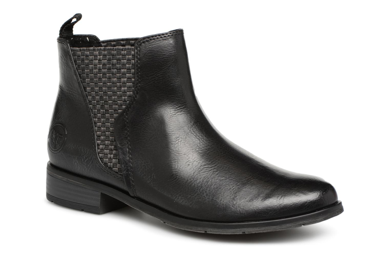 ff23f764 Grandes descuentos últimos zapatos Marco Tozzi EFIN (Negro) - Botines  Descuento