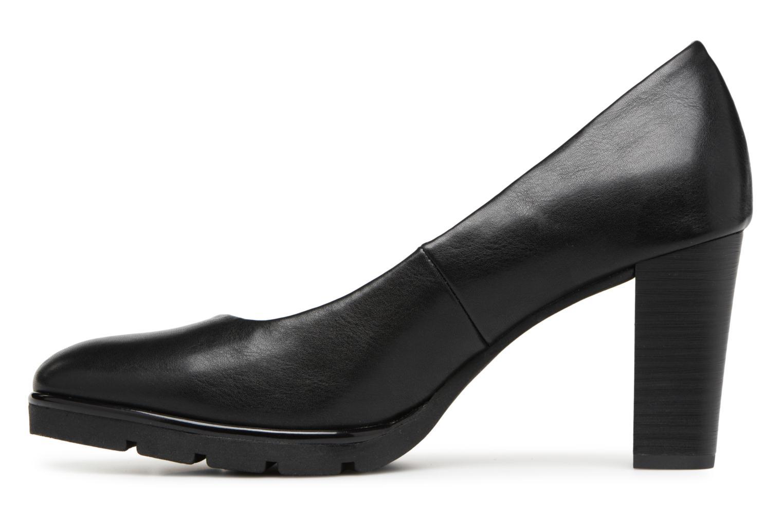 Grandes descuentos últimos zapatos Marco Tozzi ETHEL (Negro) - Zapatos de tacón Descuento