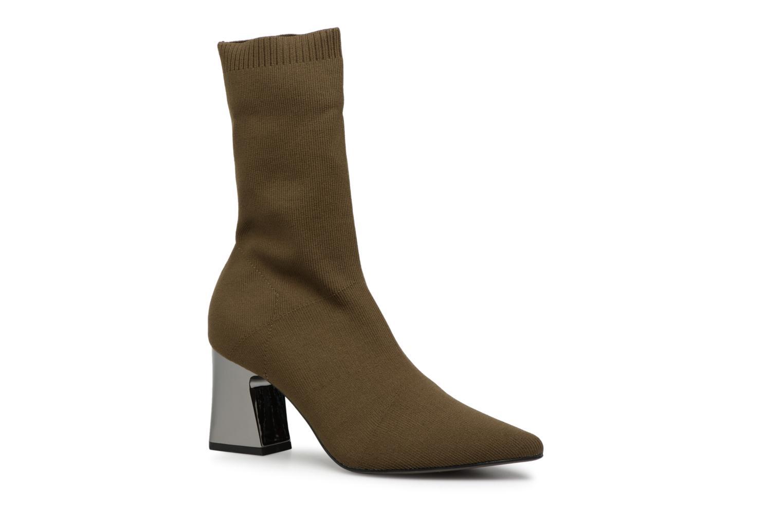 Tamaris 25322 (Vert) - Bottines et boots chez Sarenza (339427)