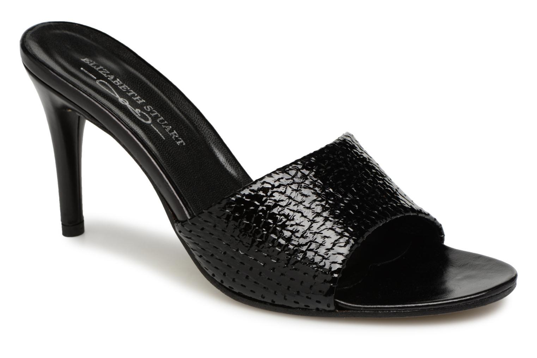Grandes descuentos últimos zapatos Elizabeth Stuart BATZ 328 (Negro) - Zuecos Descuento