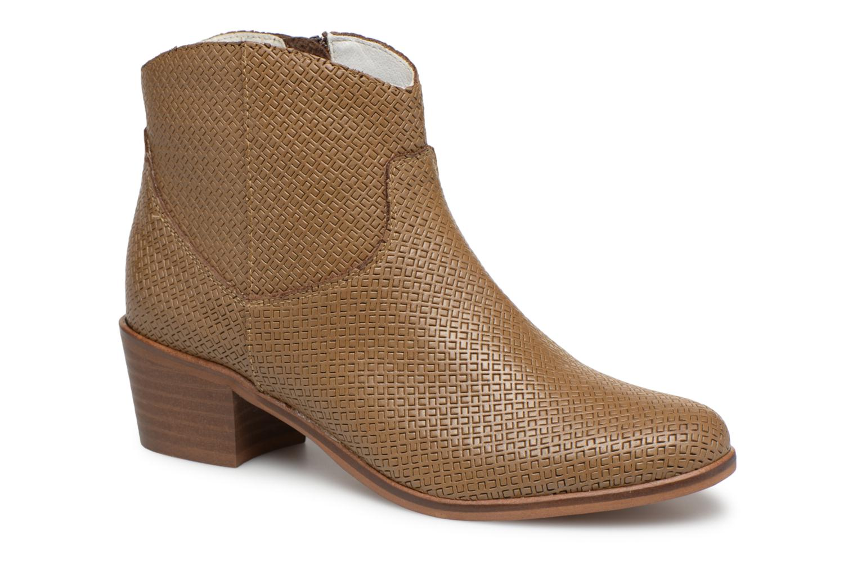 Grandes descuentos últimos zapatos Elizabeth Stuart COPPER 326 (Marrón) - Botines  Descuento