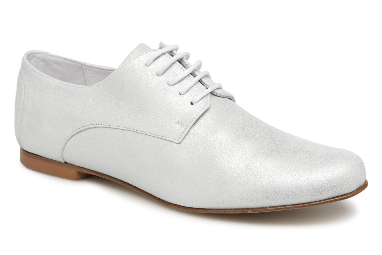 Liquidación Liquidación Liquidación de temporada Elizabeth Stuart ISSIO 415 (Blanco) - Zapatos con cordones en Más cómodo 038319