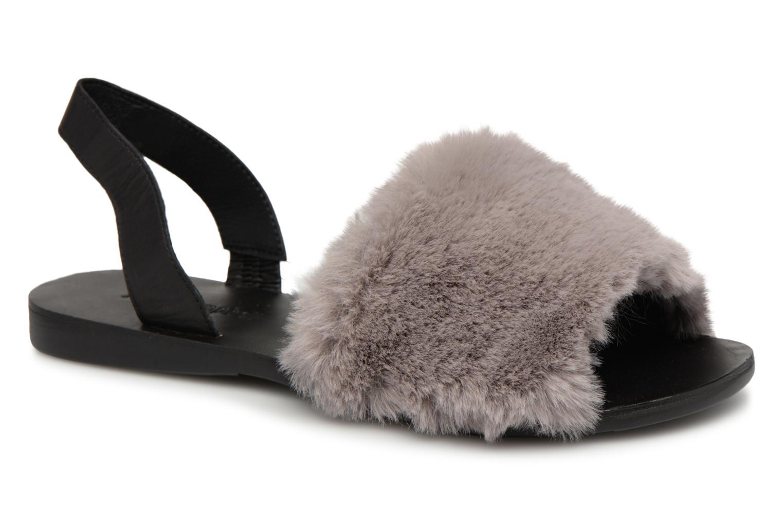 Grandes descuentos últimos - zapatos Jeffrey Campbell 209 (Gris) - últimos Sandalias Descuento 06801f