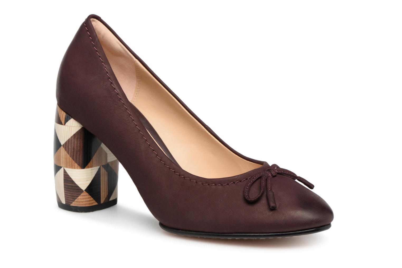 Los últimos zapatos de hombre y mujer Clarks Grace Nina  (Violeta     Nina ) - Zapatos de tacón en Más cómodo 3f4a69