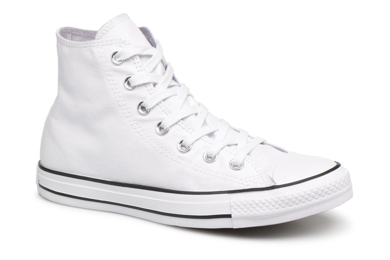 Últimos recortes de precios Converse Chuck Taylor Hi W (Blanco) - Deportivas chez Sarenza