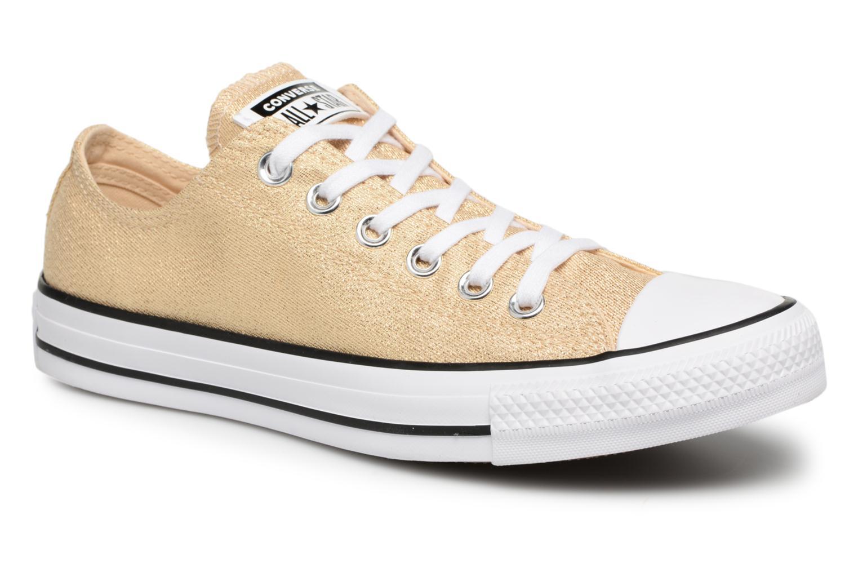 Grandes descuentos últimos zapatos Converse Chuck Taylor Ox W (Oro y bronce) - Deportivas en Más cómodo