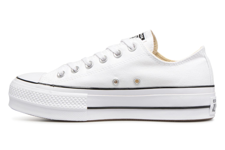 Grandes descuentos últimos zapatos Converse Chuck Taylor Lift Ox (Blanco) - Deportivas Descuento