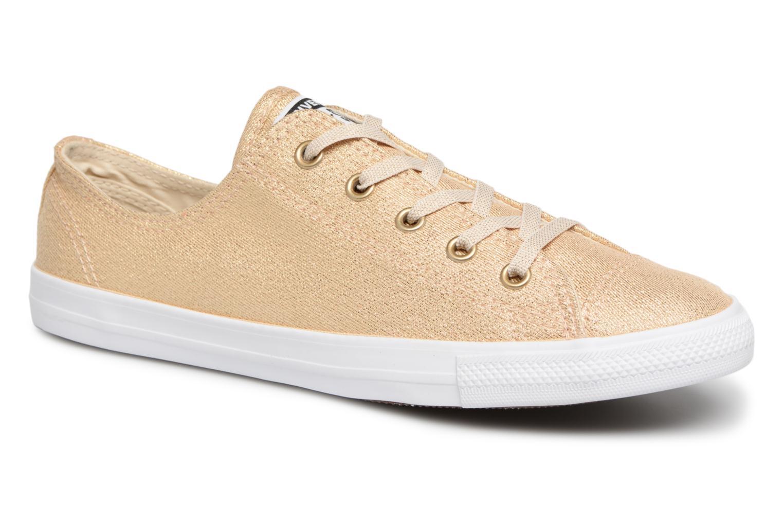 Grandes descuentos últimos zapatos Converse Chuck Taylor bronce) Dainty Ox (Oro y bronce) Taylor - Deportivas Descuento 3d15d5