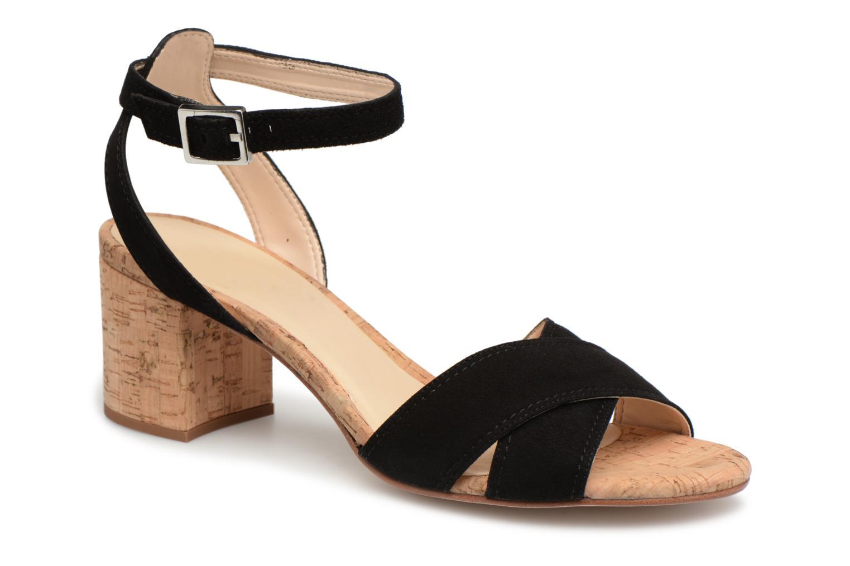 Grandes descuentos últimos zapatos Unisa OCAS (Negro) - Sandalias Descuento
