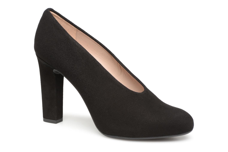 Grandes descuentos últimos zapatos Unisa PORFA (Negro) - Zapatos de tacón Descuento