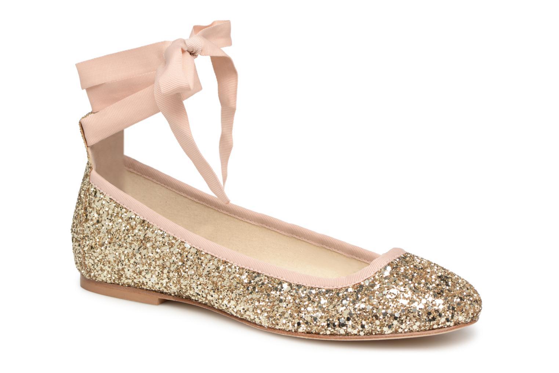 Grandes descuentos últimos zapatos Anniel 1869/F LAMG (Oro y bronce) - Bailarinas Descuento