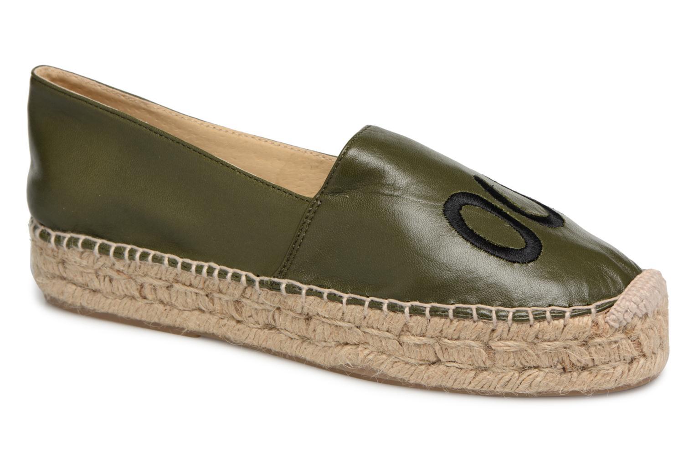 Zapatos promocionales Apologie MARIA (Verde) - Alpargatas   Gran descuento