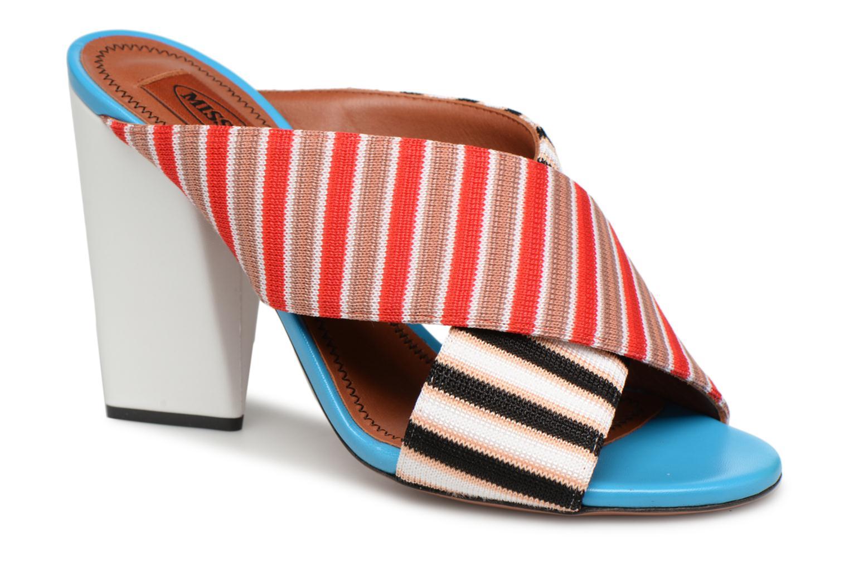 Zapatos promocionales Missoni MS3086.021 (Multicolor) - Zuecos   Descuento de la marca