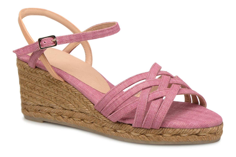 huge discount 43476 a2f89 Zapatos promocionales Castaner BETSY (Rosa) - Alpargatas Gran descuento