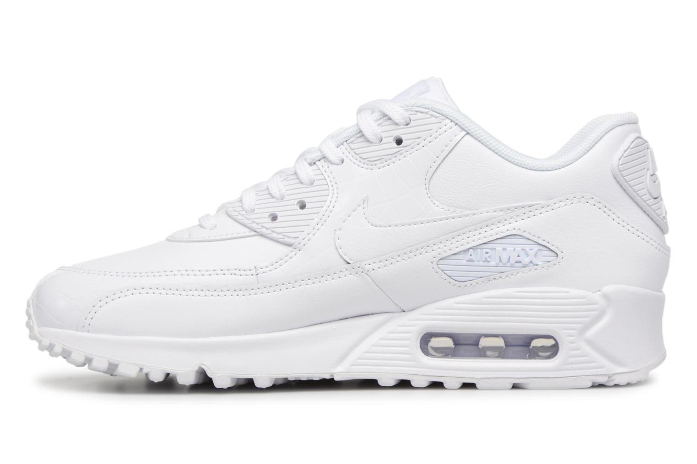 Zapatos promocionales Nike Wmns Nike Air Max 90 (Blanco) - Deportivas   Los zapatos más populares para hombres y mujeres