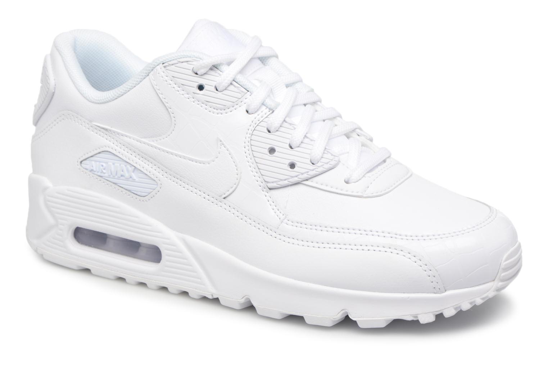 Grandes descuentos últimos zapatos Nike Wmns Nike Air Deportivas Max 90 (Blanco) - Deportivas Air Descuento 01757d