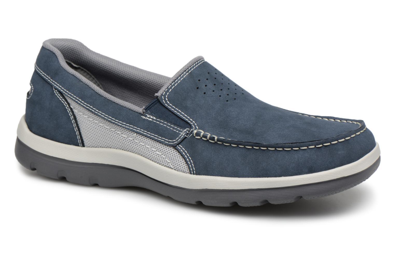 Rockport Get Your Kicks (Bleu) - Baskets chez Sarenza (341281)
