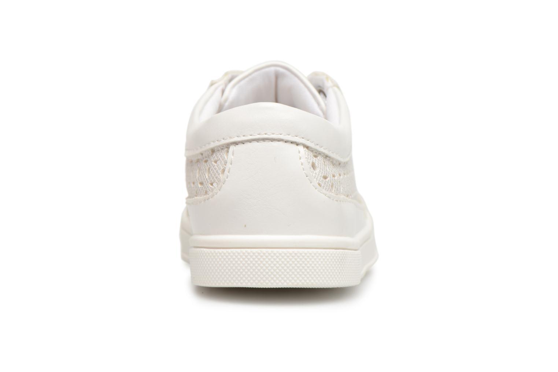 Sneaker Chicco CARTOLINA weiß ansicht von rechts