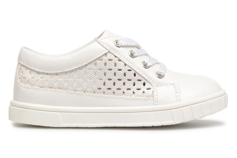 Sneaker Chicco CARTOLINA weiß ansicht von hinten