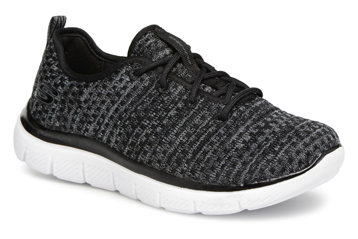 E Advantage Cravy BKGY 2 0 Skechers Flex HZBnq0