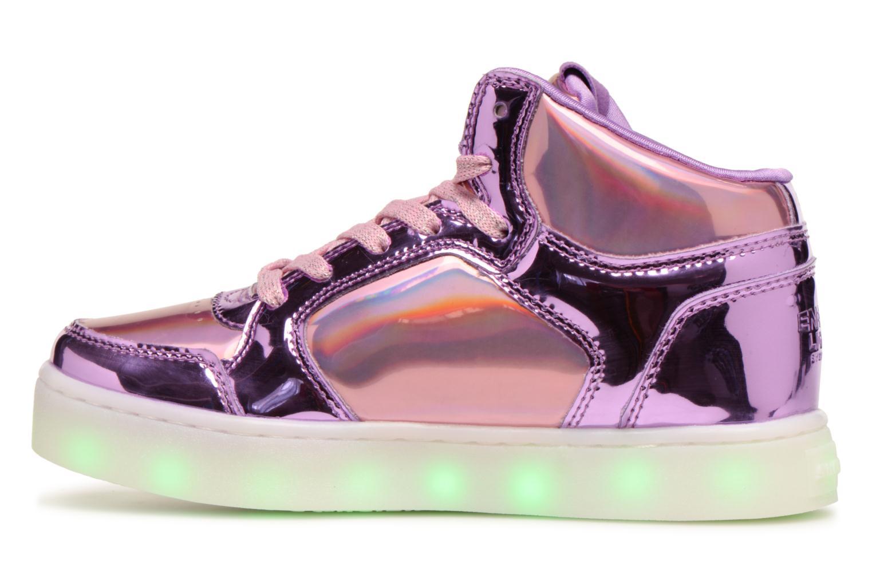 Skechers Shiny Brights Energy Lights PKPR OqqP6xr0wU