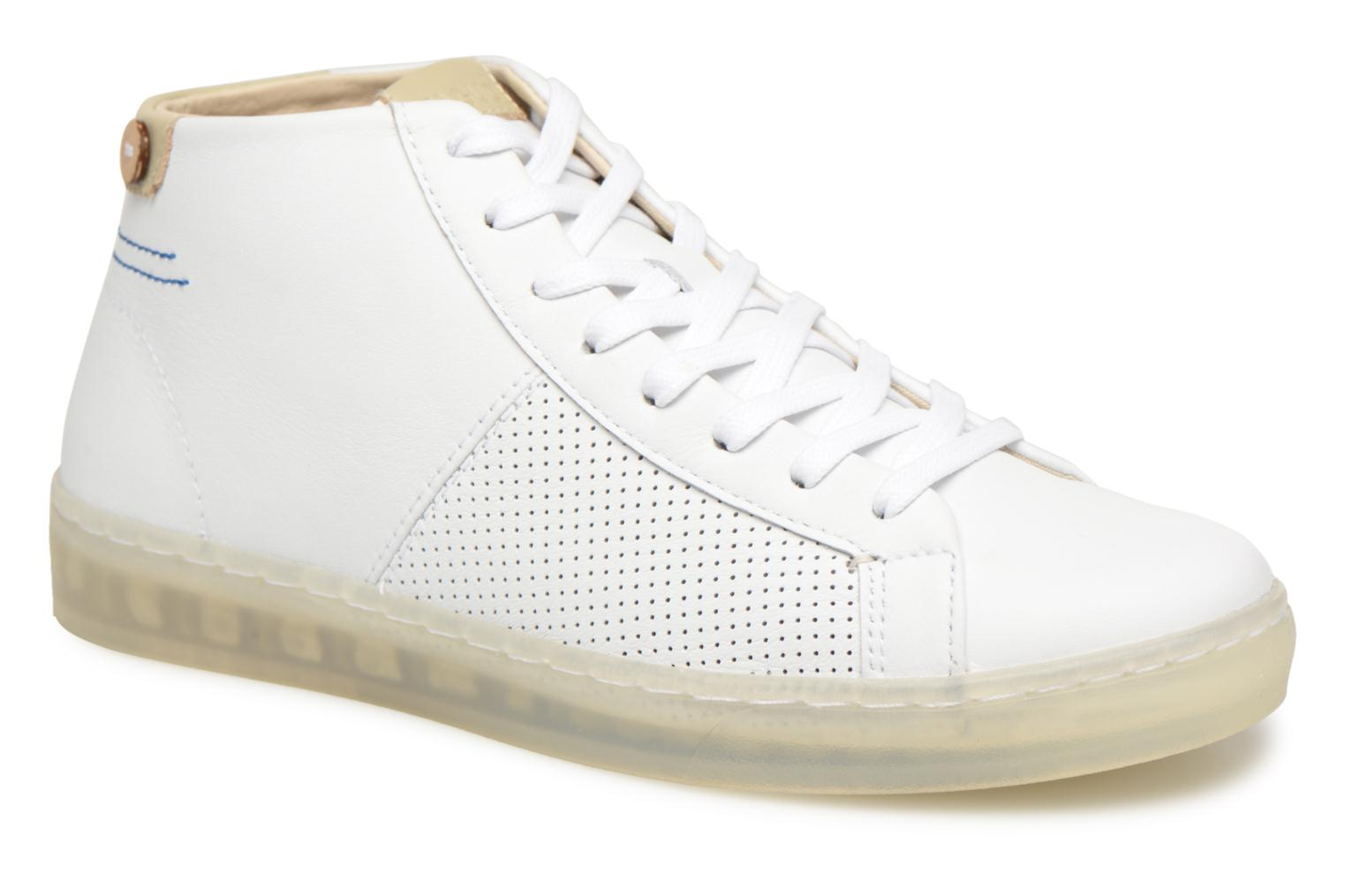 Marques Chaussure femme Faguo femme ASPEN04 S1810 WHI